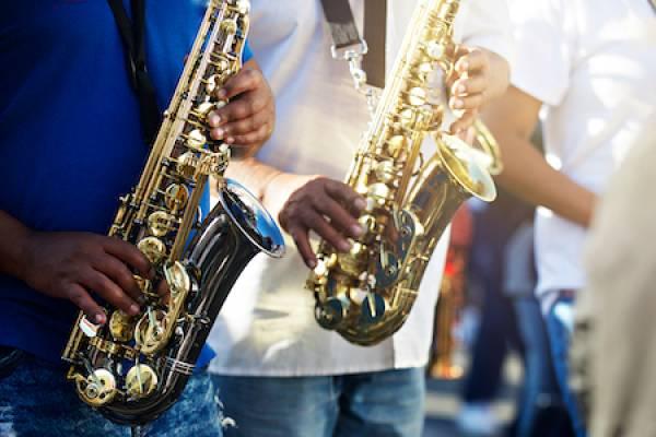 Panama City Beach jazz festival